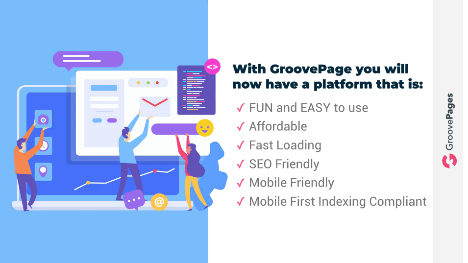 Review of GroovePages Funnel Building Software